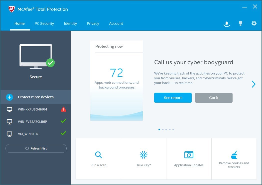 Best Pc Antivirus 2019 Top 10 Best Antivirus software for 2019