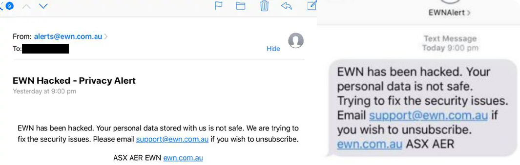 Aussie govt emergency service hacked to send fake warning alerts