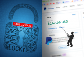 New ransomware steals PayPal data with phishing link in ransom note