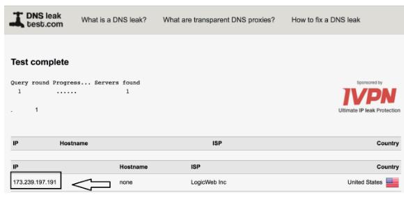 Check your VPN DNS test tool legitimacy: Is it
