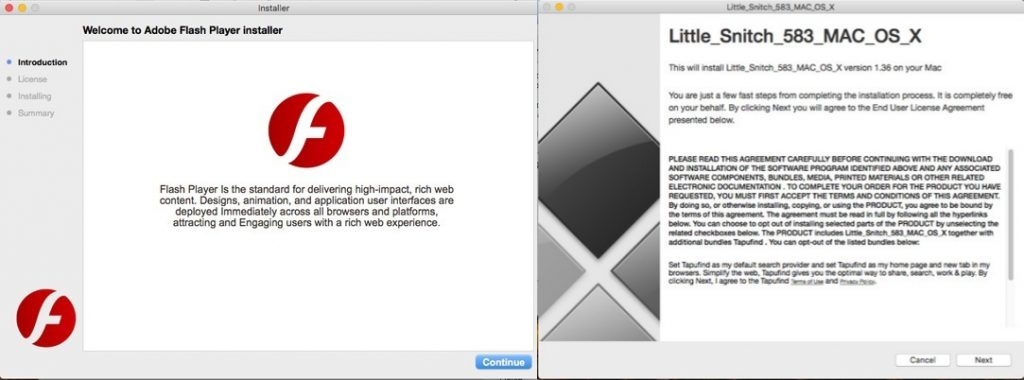 An info stealer .exe malware is targeting Mac users around the globe