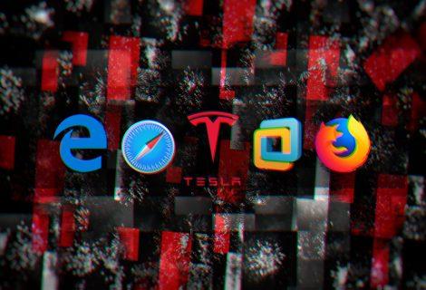 Firefox, Edge, Safari, Tesla & VMware pwned at Pwn2Own