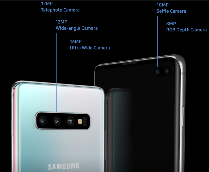 New Samsung Galaxy S10 review and features