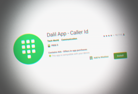 Saudi caller ID app Dalil leaked data of over 5 Million users