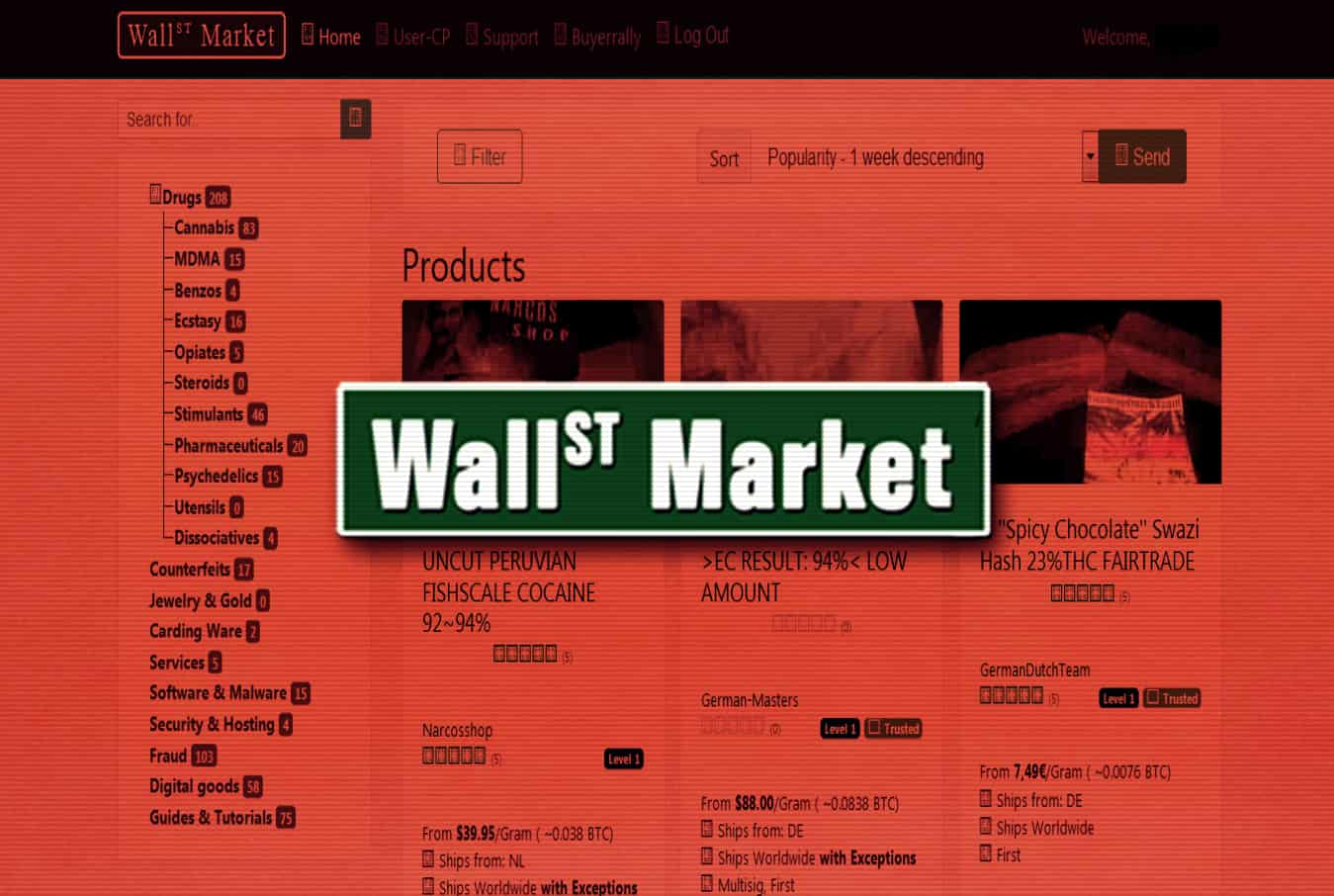 Wall Street market exit scam? Admins steal $30 million worth of