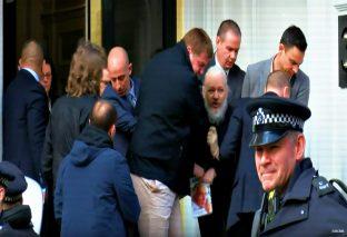 Wikileaks founder Julian Assange arrested in London