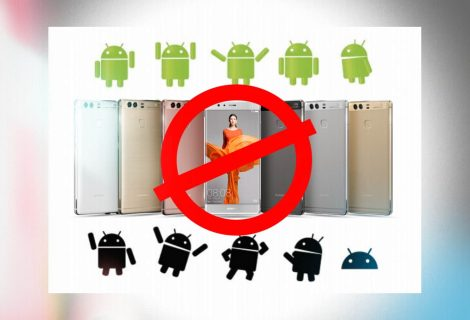 Google bans Huawei from accessing Android & its licensed apps