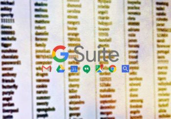 Google says it stored some G Suite passwords in plain text for 14 years