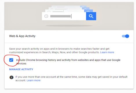 Google will 'auto-delete' your location & web activity data