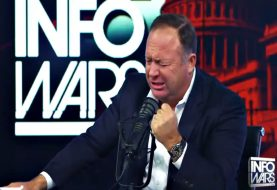 Alex Jones claims malware planted child porn on InfoWars servers