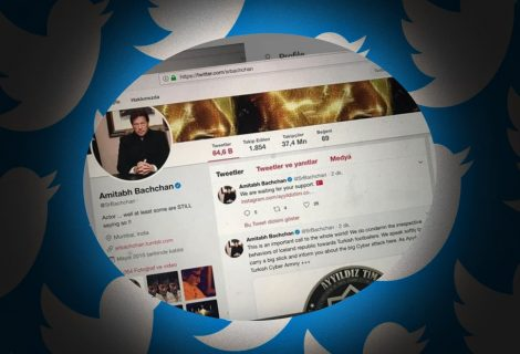 Amitabh Bachchan's Twitter hacked with photo of Pakistani PM Imran Khan