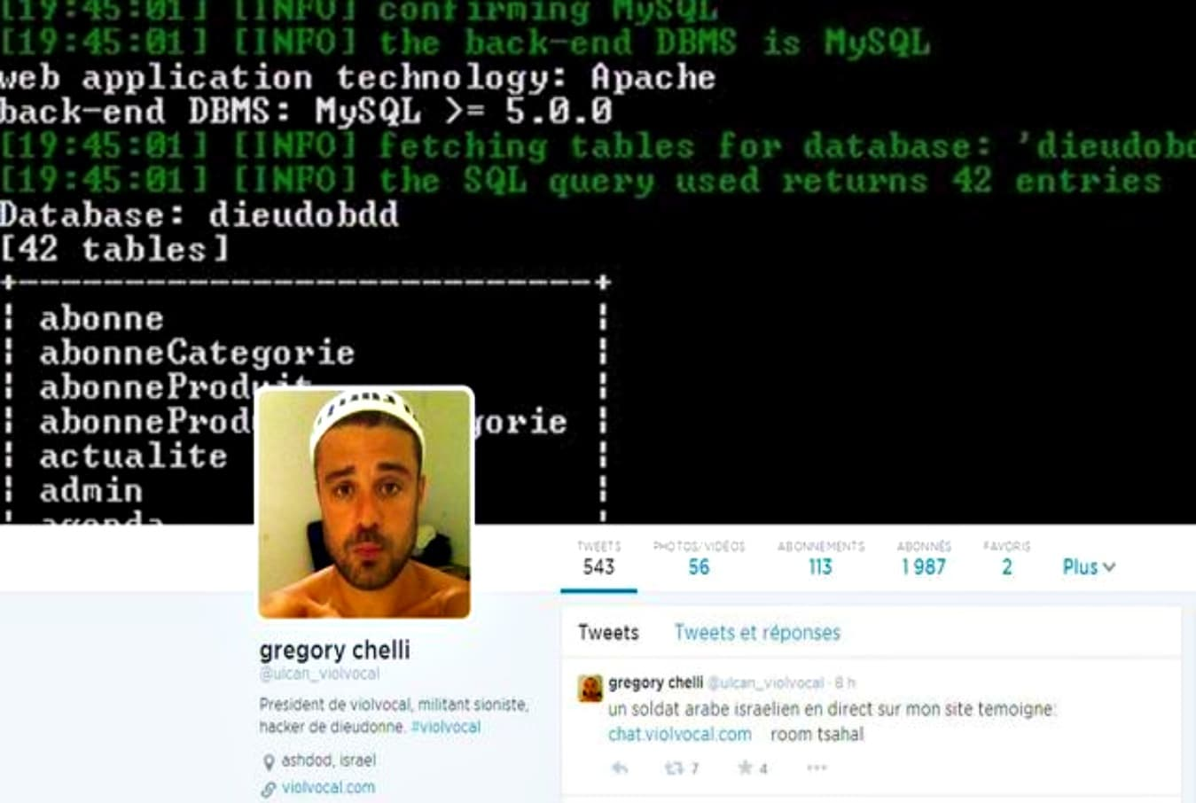 Death Linked To Prank France Seeks Extradition Of Hacker From Israel