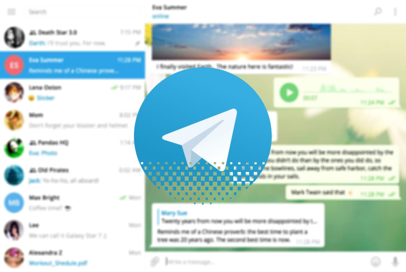 Telegram messaging service hit by massive DDoS attack