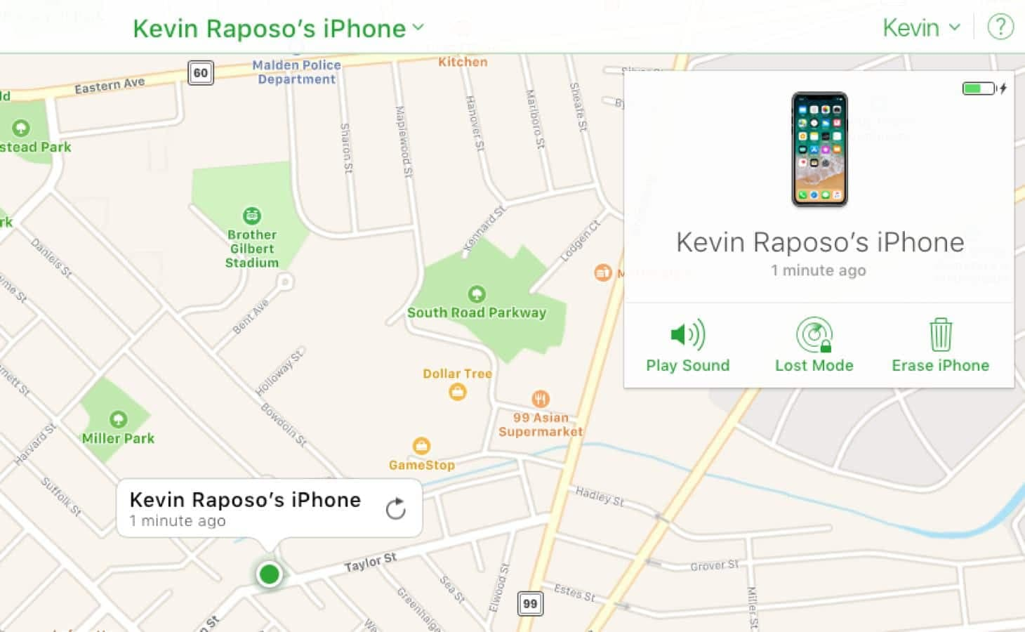 5 Best Apps to Track an iPhone's Location for Free