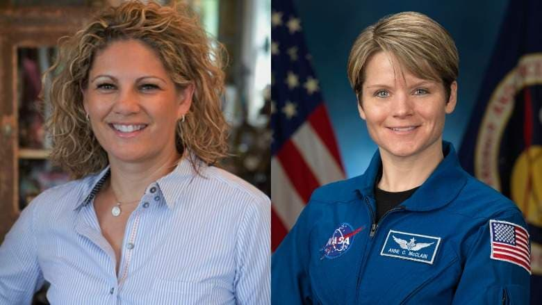 NASA astronaut accused of accessing spouse's bank account from space