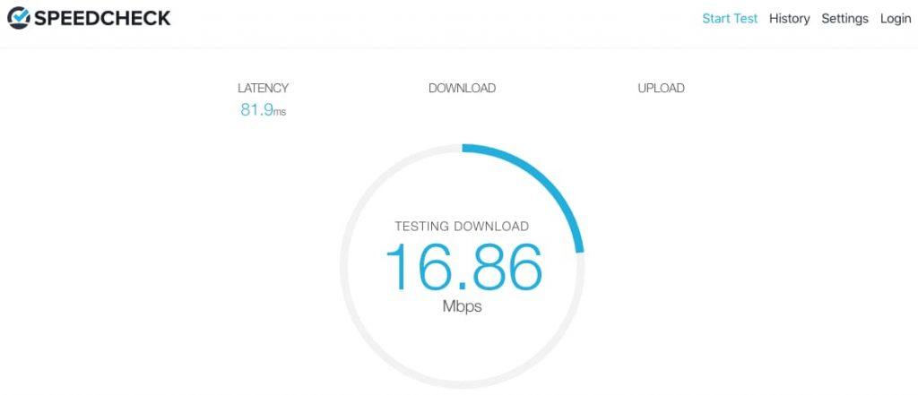 5 Free Best Internet Speed Test Websites