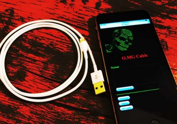 This iPhone charging cable can compromise your device & steal data