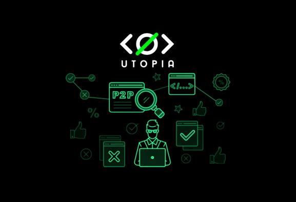 Meet Utopia; a privacy focused decentralized P2P ecosystem