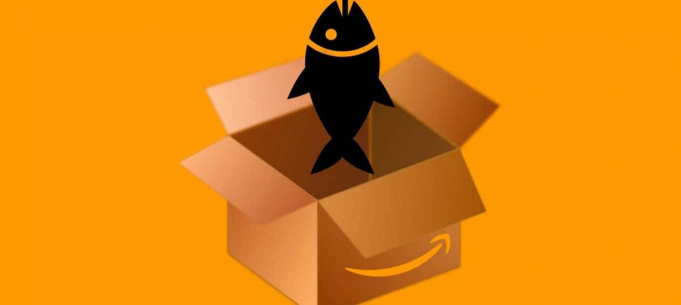 """Amazon """"account disabled"""" phishing scam stealing credit card data"""