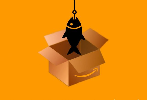 New Amazon phishing scam stealing credit card data