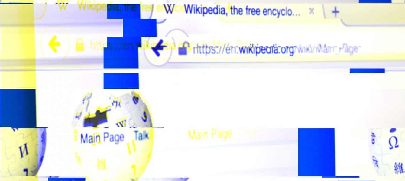 Wikipedia down Wikipedia DDoS attack