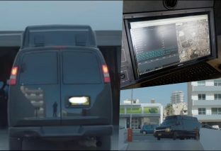 Police confiscate surveillance van loaded with hacking tools