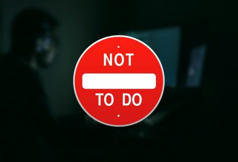5 things you should never do when using anonymous operating systems