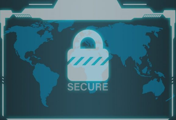 How safe is business data stored in third-party supplier websites?