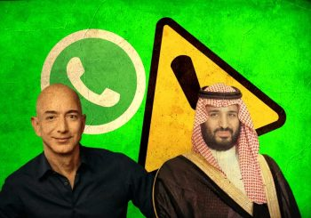 Did Saudi Crown Prince use Israeli spyware to hack Jeff Bezos's iPhone?