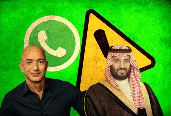 Did Saudi Crown Prince use Israeli spyware to hack Jeff Bezos's iPhone?