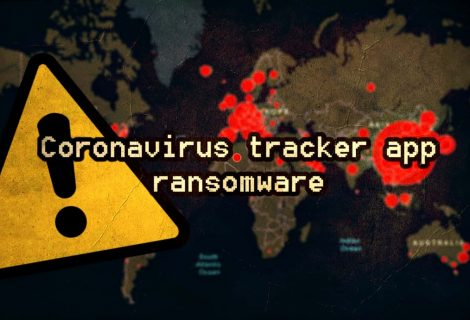 Coronavirus Tracking App is ransomware; locks phones for ransom