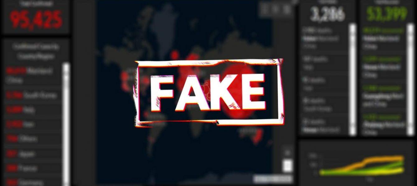 Hackers using fake live Coronavirus map to spread malware