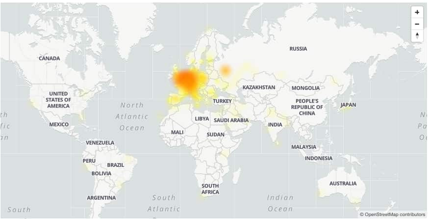 EA Sports down - Gaming giant hit by series of massive DDoS attacks
