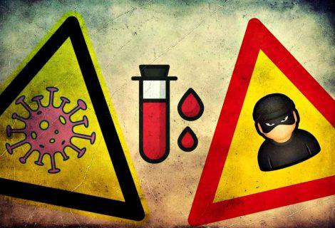 Fake Coronavirus vaccine, patients' blood & saliva sold on dark web