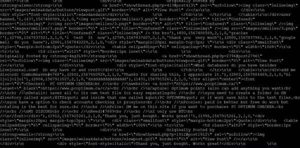 Stolen database trading site WeLeakData hacked; data leaked