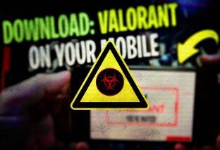 Fake mobile version of Valorant game spreading malware