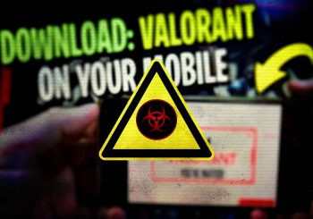 Fake mobile version of Valorant game spreading malware