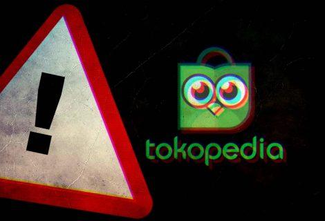 Tokopedia hacked - Login details of 91 million users sold on dark web