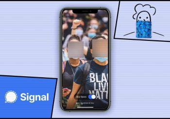 How to use Signal messenger face blur tool on Android & iOS