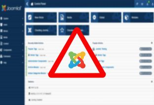 Joomla suffers security breach exposing user records