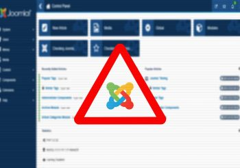 Joomla suffers security breach exposing user records