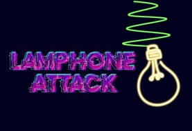 Lamphone attack recovers secretive conversations via hanging light bulb
