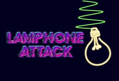 Lamphone attack recovers secretive conversations via hanging light bulb