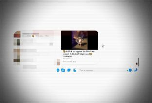 """""""I think you appear in this video"""" phishing scam hijacks Facebook accounts"""