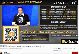 YouTube scammers impersonated Elon Musk, SpaceX; stole $150k in BTC