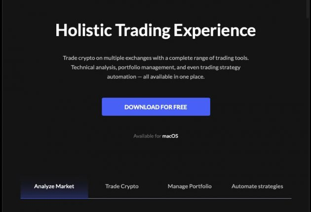 A fake website imitating the real platform.