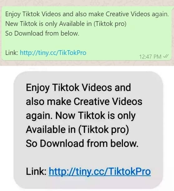 new-smishing-scam-spreads-fake-tiktok-app-loaded-with-malware