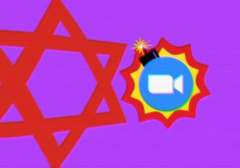Online Jewish service 'Zoom bombed' with hate speech & Swastikas