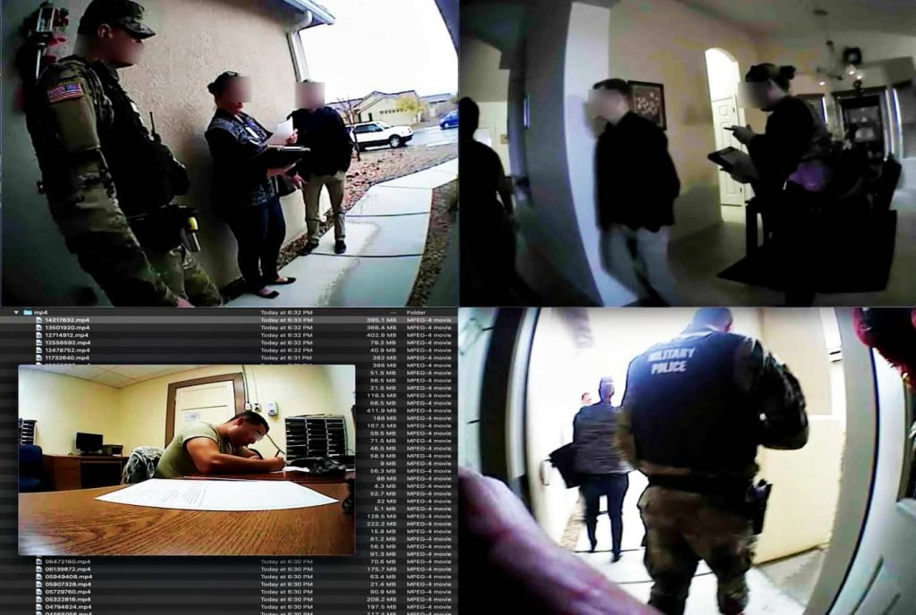 Researcher buys Axon body camera from eBay; finds unencrypted police videos