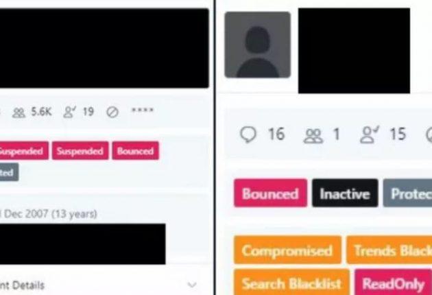 Twitter's internal tool